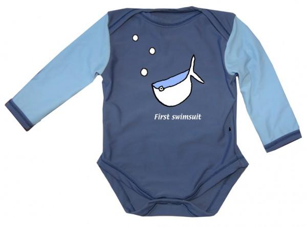 Baby UV-Shorty LIS blau