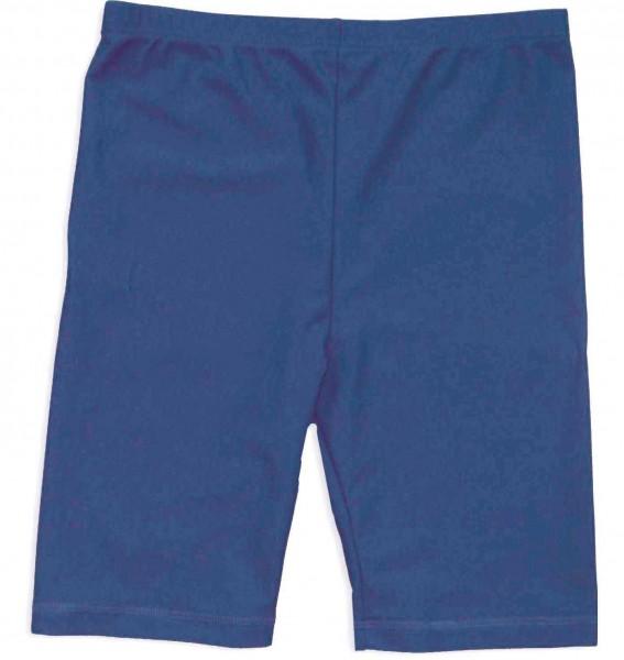 UV-Schutz Leggins kurz blau (denim)