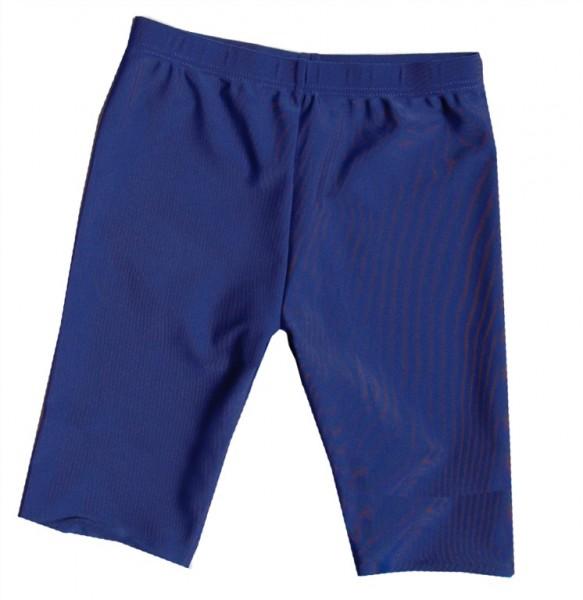 UV-Schutz Leggins kurz dunkelblau