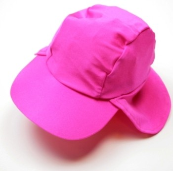 UV-Schutz Hut SB rosa