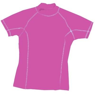 UV-Shirt LIS pink kurzarm