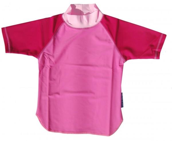 UV-Shirt LIS pink/ rosa kurzarm