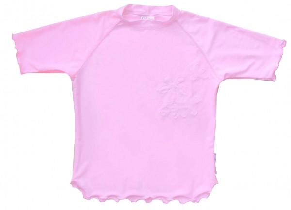 UV-Shirt LIS rosa kurzarm