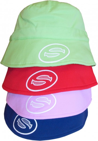 UV-Schutz Hut SBL rosa/blau/grün