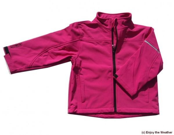 FI SoftShell Jacke pink